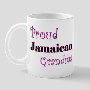 Proud Jamaican Grandma Mug