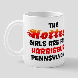 Hot Girls: Harrisburg, PA Mug
