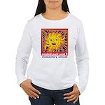 Sun Women's Long Sleeve T-Shirt