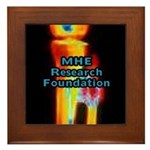 The MHE Research Foundation Framed Tile