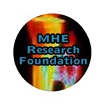 "The MHE Research Foundation 3.5"" Button (100 pack)"