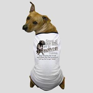 Unsupervised Children Dog T-Shirt
