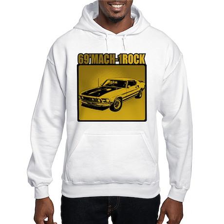 69' Mach 1 Hooded Sweatshirt