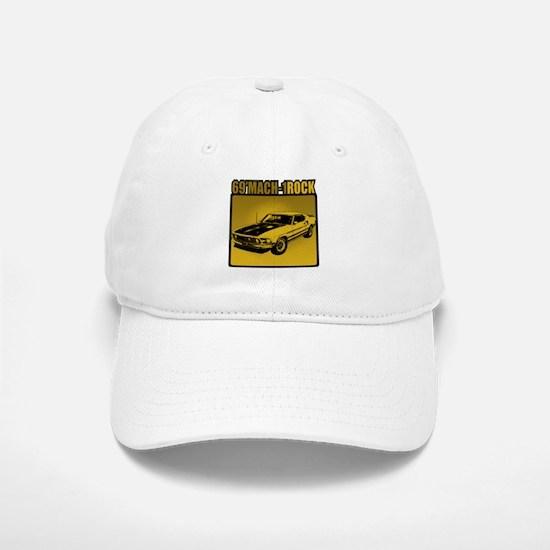 69' Mach 1 Baseball Baseball Cap