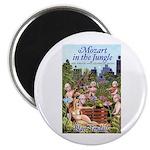 MozartJungle Magnets