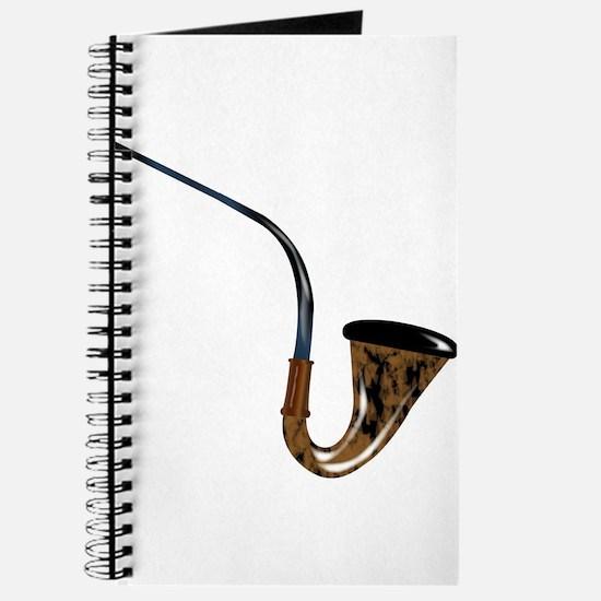 Long Stem Pipe Journal