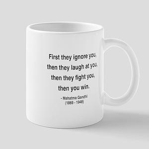Gandhi 5 Mug