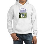 The MHE Research Foundation Hooded Sweatshirt