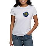 Flower Brooch 2 Women's T-Shirt