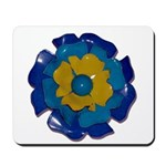 Flower Brooch 2 Mousepad