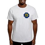 Flower Brooch 2 Light T-Shirt