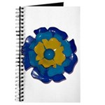 Flower Brooch 2 Journal