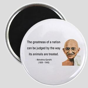 Gandhi 10 Magnet