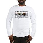 Doggie Line-up Long Sleeve T-Shirt