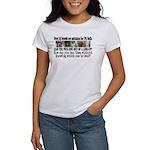 Doggie Line-up Women's T-Shirt
