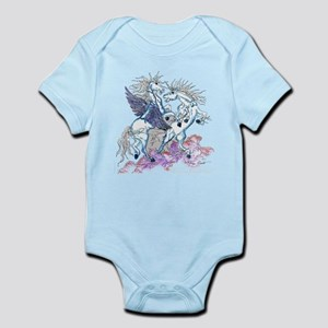 Clash of Pegasi Infant Bodysuit