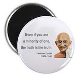 Gandhi 12 Magnet
