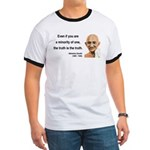 Gandhi 12 Ringer T