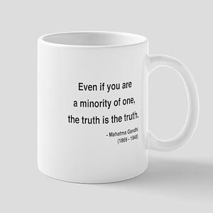 Gandhi 12 Mug
