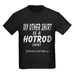 my other shirt Kids Dark T-Shirt