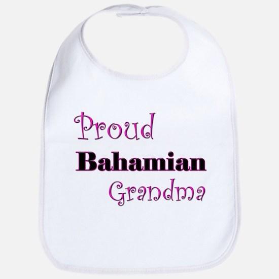 Proud Bahamian Grandma Bib