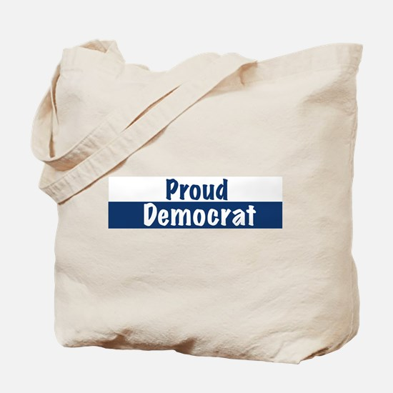 Cute Hillary 2008 Tote Bag