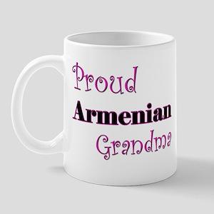 Proud Armenian Grandma Mug