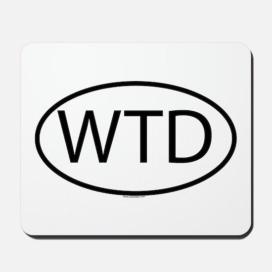 WTD Mousepad