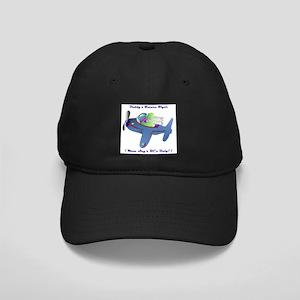 Daddy's Future Flyer Black Cap