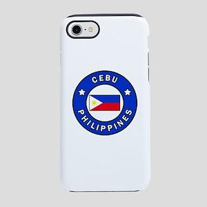 Cebu Philippines iPhone 8/7 Tough Case