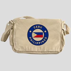 Cebu Philippines Messenger Bag