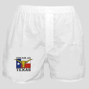 Tough as Texas Boxer Shorts