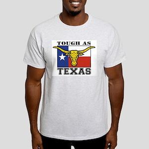 Tough as Texas Ash Grey T-Shirt