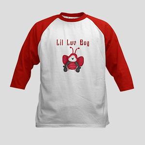 Lil Luv Bug Kids Baseball Jersey