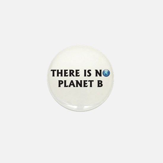 There Is No Planet B Mini Button