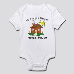 Favorite Hangout Nana's House Infant Bodysuit