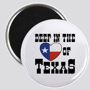 Deep in the Heart of Texas Magnet