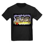 Kids Yorkiepoo Dark T-Shirt