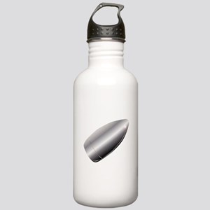 A Silver Bullet Stainless Water Bottle 1.0L