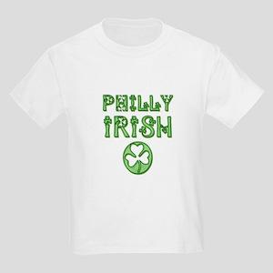 Philadelphia Irish Kids Light T-Shirt