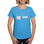 Women's Database Dark T-Shirt