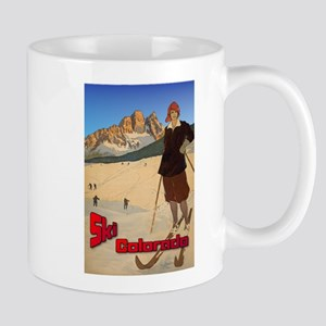 Ski Colorado Mug