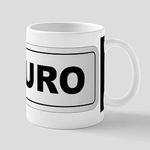 Truro City Nameplate Mugs
