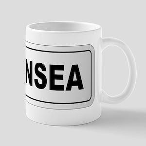 Swansea City Nameplate Mugs