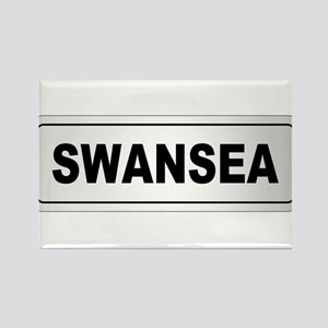 Swansea City Nameplate Magnets