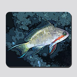 Artistic Anthias Mousepad