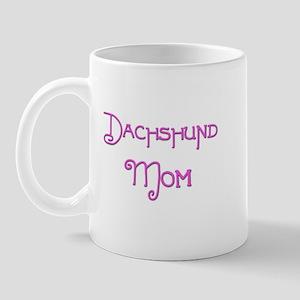 Dachshund Mom 6 Mug