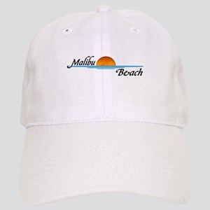 Malibu Beach Sunset Cap