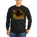 Prior Knowledge Long Sleeve Dark T-Shirt