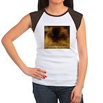 Prior Knowledge Women's Cap Sleeve T-Shirt
